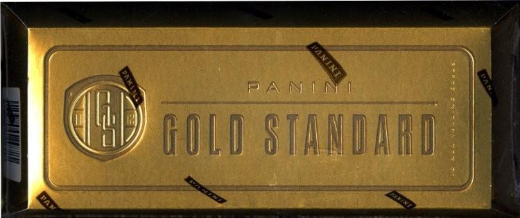2011/12 Panini Gold Standard Basketball Hobby 10 Box Case
