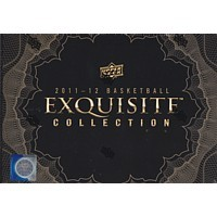 2011/12 Upper Deck Exquisite Basketball Hobby 3 Box Case