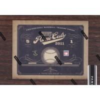 2011 Playoff Prime Cuts Baseball Hobby Box