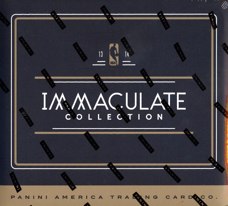 2013/14 Panini Immaculate Basketball Hobby 6 Box Case
