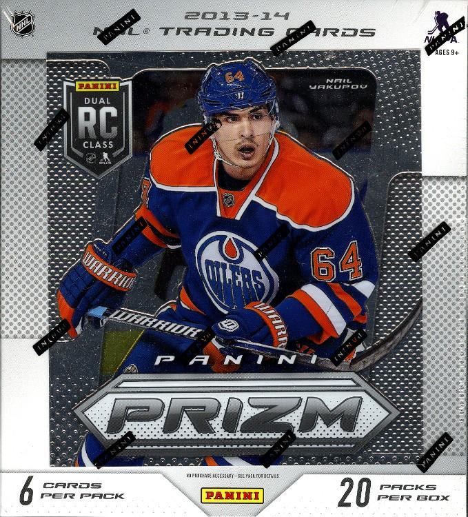2013/14 Panini Prizm Hockey Hobby Box