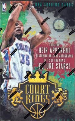 2014/15 Panini Court Kings Basketball Hobby 15 Box Case
