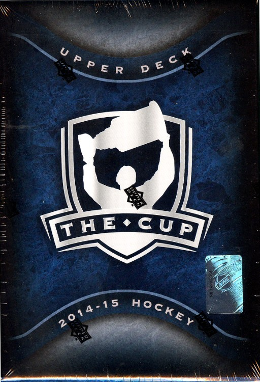 2014/15 Upper Deck The Cup Hockey Hobby 6 Box Case