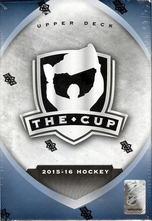2015/16 Upper Deck The Cup Hockey Hobby 6 Box Case