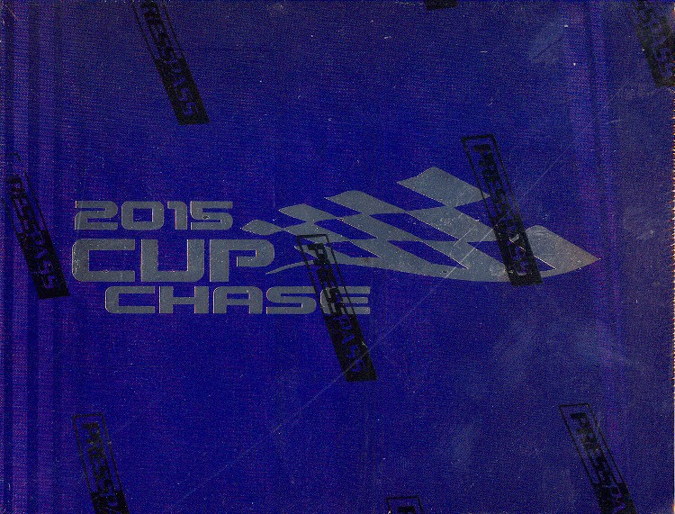 2015 Press Pass Cup Chase Racing Hobby 8 Box Case