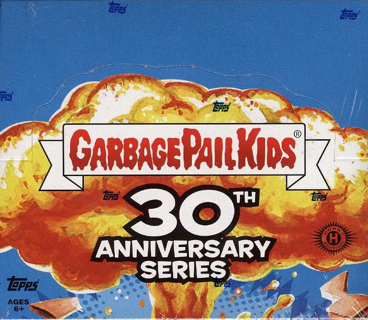 2015 Topps Garbage Pail Kids 30th Anniv Hobby 8 Box Case