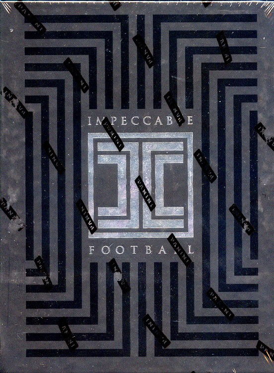 2016 Panini Impeccable Football 3 Box Case