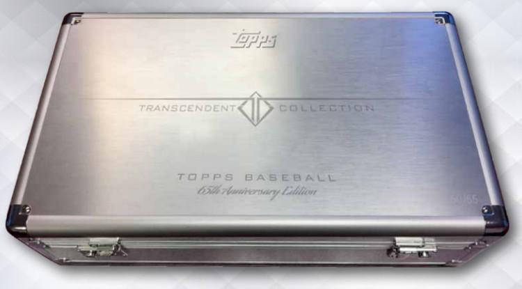 2016 Topps Transcendent Collection Baseball Case