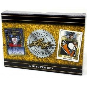 2017/18 Leaf Hockey 12 Box Case