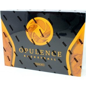 2017/18 Panini Opulence Basketball Hobby 3 Box Case