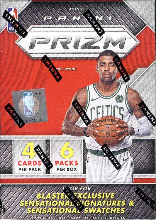 2017/18 Panini Prizm Basketball Blaster 20 Box Case
