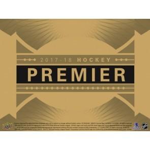 2017/18 Upper Deck Premier Hockey Hobby Box