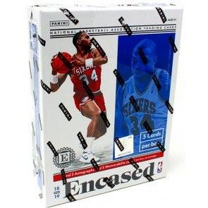 2018/19 Panini Encased Basketball Hobby Box