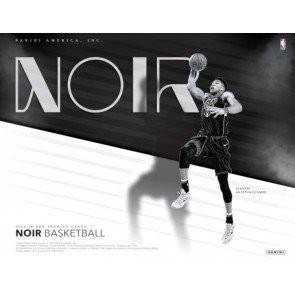 2018/19 Panini Noir Basketball Hobby 4 Box Case