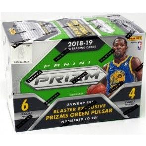 2018/19 Panini Prizm Basketball Blaster 20 Box Case