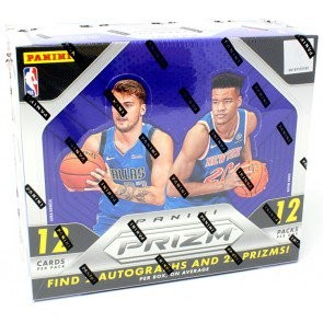 2018/19 Panini Prizm Basketball Hobby Box