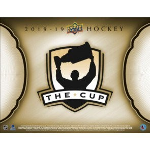 2018/19 Upper Deck The Cup Hockey Hobby Box