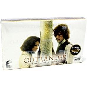 2018 Cryptozoic Outlander Season 3 12 Box Case