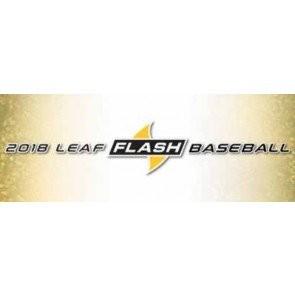 2018 Leaf Flash Baseball Hobby 12 Box Case