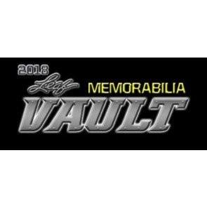 2018 Leaf Memorabilia Vault Box