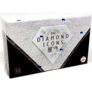 2018 Topps Diamond Icons Baseball 4 Box Case