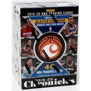 2019/20 Panini Chronicles Basketball Blaster Box