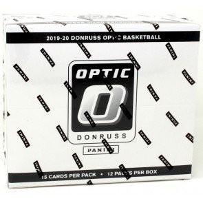 2019/20 Panini Donruss Optic Basketball Multi-Pack Box