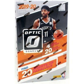 2019/20 Panini Donruss Optic Basketball Retail Box