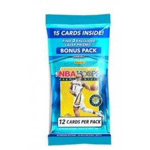 2019/20 Panini NBA Hoops Premium Stock Basketball Multi-Pack