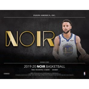 2019/20 Panini Noir Basketball Hobby Box