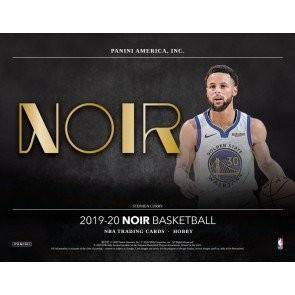 2019/20 Panini Noir Basketball Hobby 4 Box Case