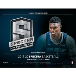 2019/20 Panini Spectra Basketball Hobby Box