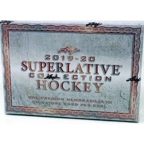 2019/20 Leaf Superlative Hockey Box