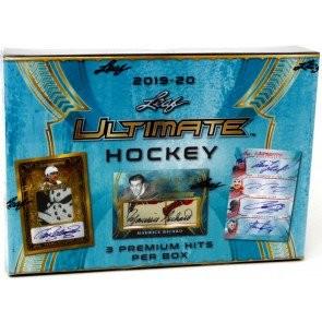 2019/20 Leaf Ultimate Hockey 10 Box Case