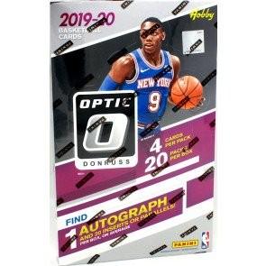 2019/20 Panini Donruss Optic Basketball Hobby Box