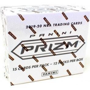2019/20 Panini Prizm Basketball Multi-Pack Box