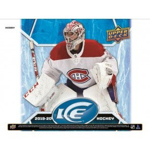 2019/20 Upper Deck ICE Hockey Hobby Box