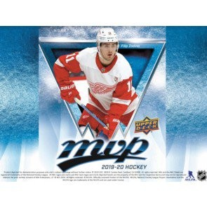 2019/20 Upper Deck MVP Hockey Box