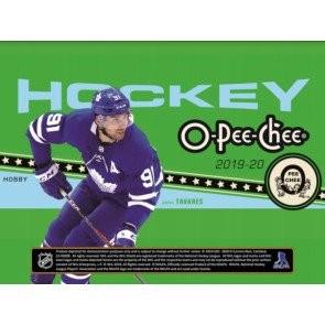 2019/20 Upper Deck O-Pee-Chee Hockey Hobby 16 Box Case