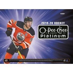 2019/20 O-Pee-Chee Platinum Hockey Hobby Box