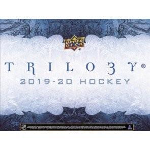 2019/20 Upper Deck Trilogy Hockey Hobby Box