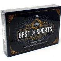 2019 Leaf Best of Sports Box