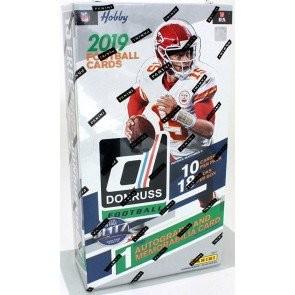 2019 Panini Donruss Football Hobby Box