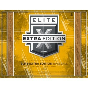 2019 Panini Elite Extra Edition Baseball Hobby 20 Box Case