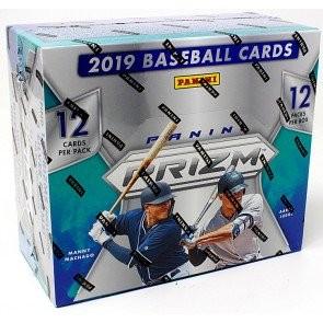 2019 Panini Prizm Baseball Hobby Box Chicago Sports Cards