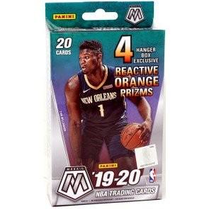 2019/20 Panini Mosaic Basketball Hanger Pack Box