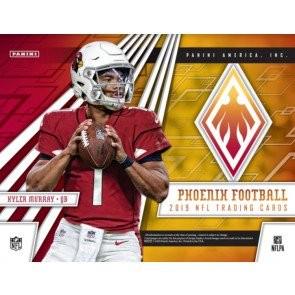 2019 Panini Phoenix Football Hobby 8 Box Case