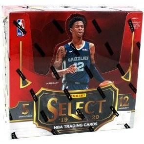 2019/20 Panini Select Basketball Tmall Edition Box