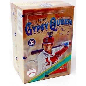 2019 Topps Gypsy Queen Baseball Blaster 16 Box Case