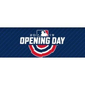 2019 Topps Opening Day Baseball Hobby 20 Box Case